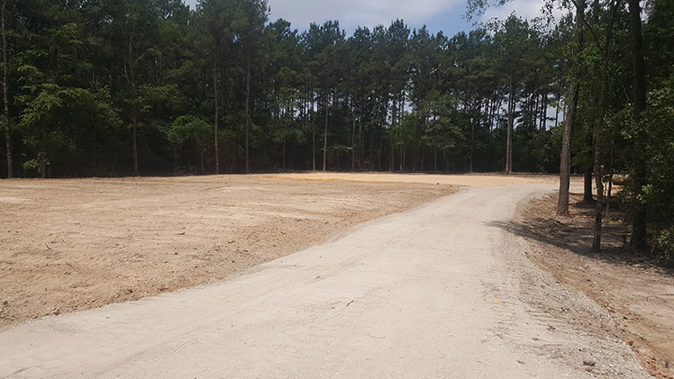 land clearing services houston