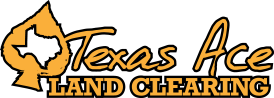 Texas Ace Land Clearing logo